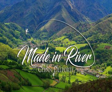 Glenn Delporte, Made in River - Guide de pêche
